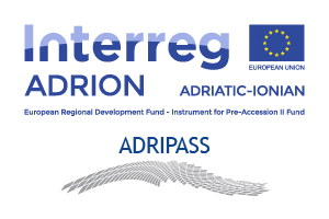 ADRIPASS – Integrating multimodal connections in the Adriatic-Ionian region Logo